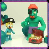 Funny Plasticine Dolls icon