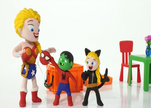 Funny Plasticine Dolls screenshot 3