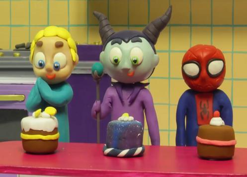 Funny Plasticine Dolls screenshot 1