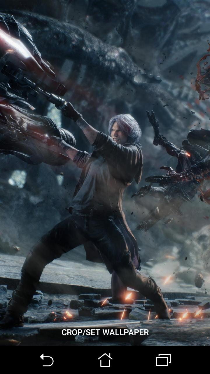 Wallpaper From Devil May Cry 5 For Android Apk Download