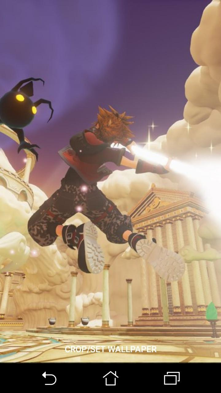 Wallpaper From Kingdom Hearts 3 For Android Apk Download