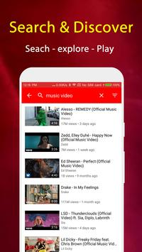 Play Tube : Video Tube Player screenshot 4