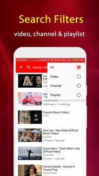 Play Tube : Video Tube Player تصوير الشاشة 5