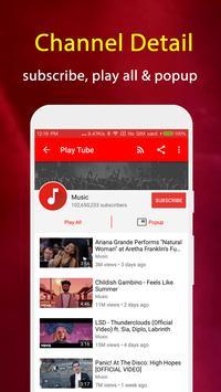 Play Tube : Video Tube Player screenshot 6