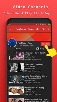 Play Tube & Video Tube スクリーンショット 4