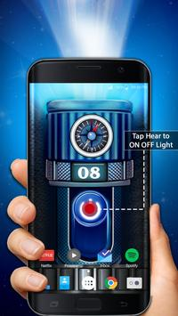 Torch App - Mobile Flashlight App & Mobile Torch! poster