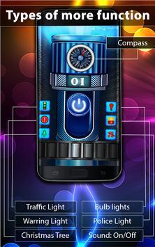 Torch App - Mobile Flashlight App & Mobile Torch! screenshot 10