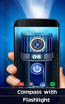 Torch App - Mobile Flashlight App & Mobile Torch! screenshot 11