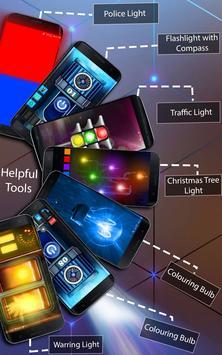 Torch App - Mobile Flashlight App & Mobile Torch! screenshot 12