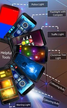Torch App - Mobile Flashlight App & Mobile Torch! screenshot 20