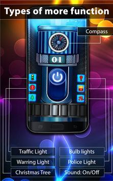 Torch App - Mobile Flashlight App & Mobile Torch! screenshot 2