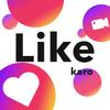 Like करो: भारत के लिए Short वीडियो ऐप आइकन