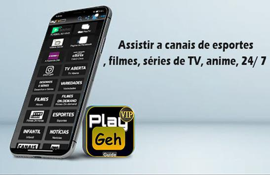 play tv geh gratuito 2020 : Playtv Geh guia poster