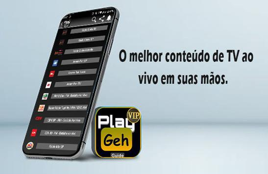 play tv geh gratuito 2020 : Playtv Geh guia screenshot 1