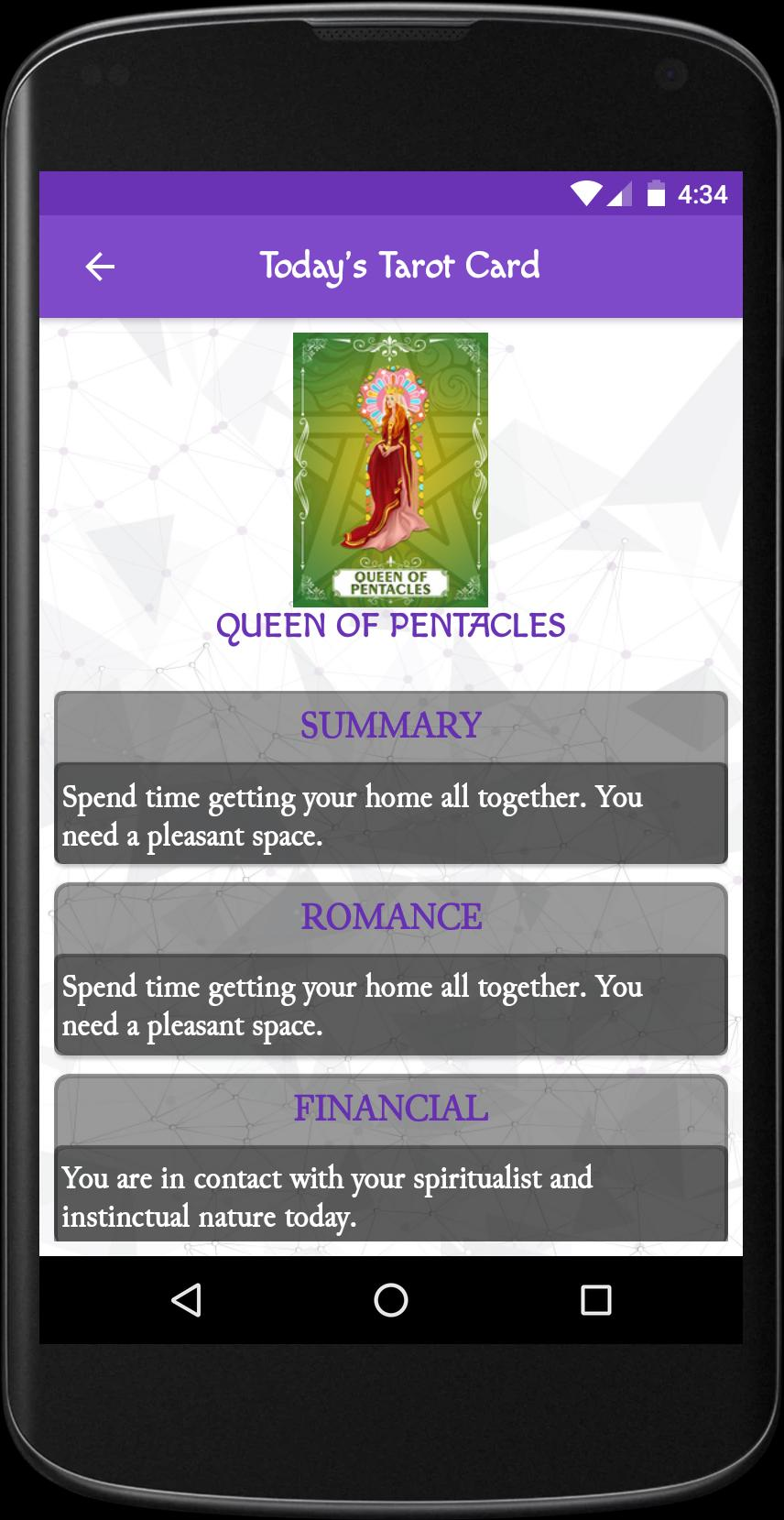 Free online Tarot Card Reading 2019-2020 for Android - APK