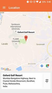 Oxford Golf Resort screenshot 3