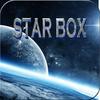 cuadro de la estrella icono