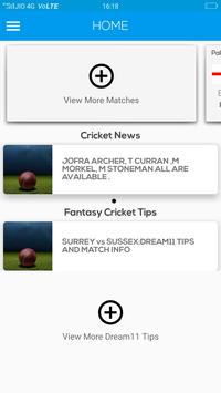 Poster CricInformer-Tips for dream11,11wickets,Champclash