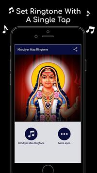 Khodiyar Maa Ringtone screenshot 1