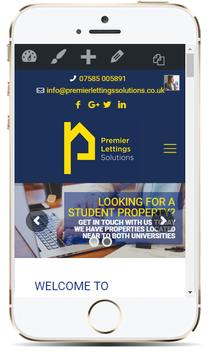 Premier Lettings Solutions poster