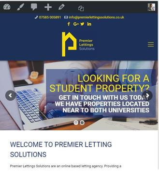 Premier Lettings Solutions screenshot 1