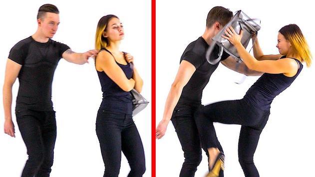 instant Self Defense  techniques screenshot 1