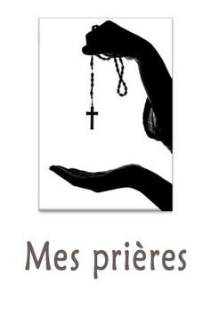 Mes Prières poster
