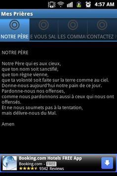 Mes Prières screenshot 1