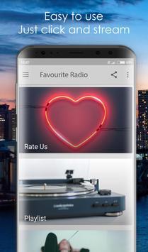 Blues Music Favourite Radio screenshot 1