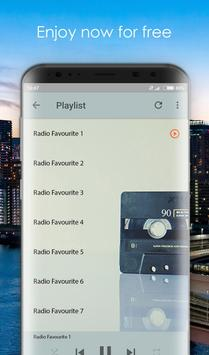 Blues Music Favourite Radio screenshot 3