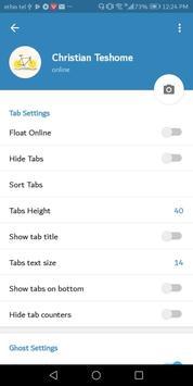 Mobogram Pro screenshot 3