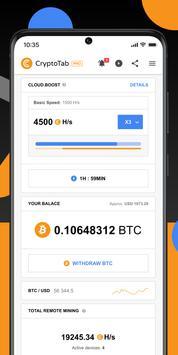 CryptoTab Browser Pro Level 海报