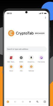 CryptoTab Browser Pro Level 截图 3