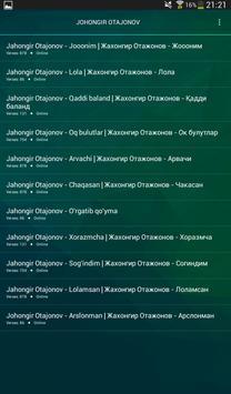 Жахонгир Отажонов jahongir otajonov  MP3 2019 screenshot 1