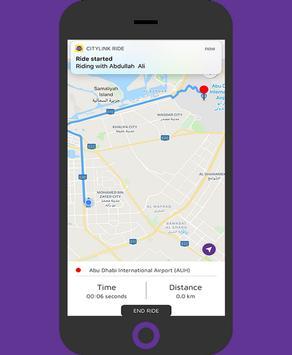 City link Driver screenshot 4
