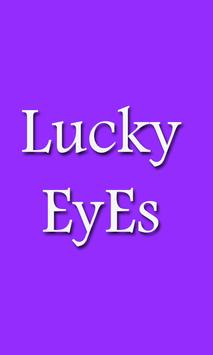 Lucky EyEs poster