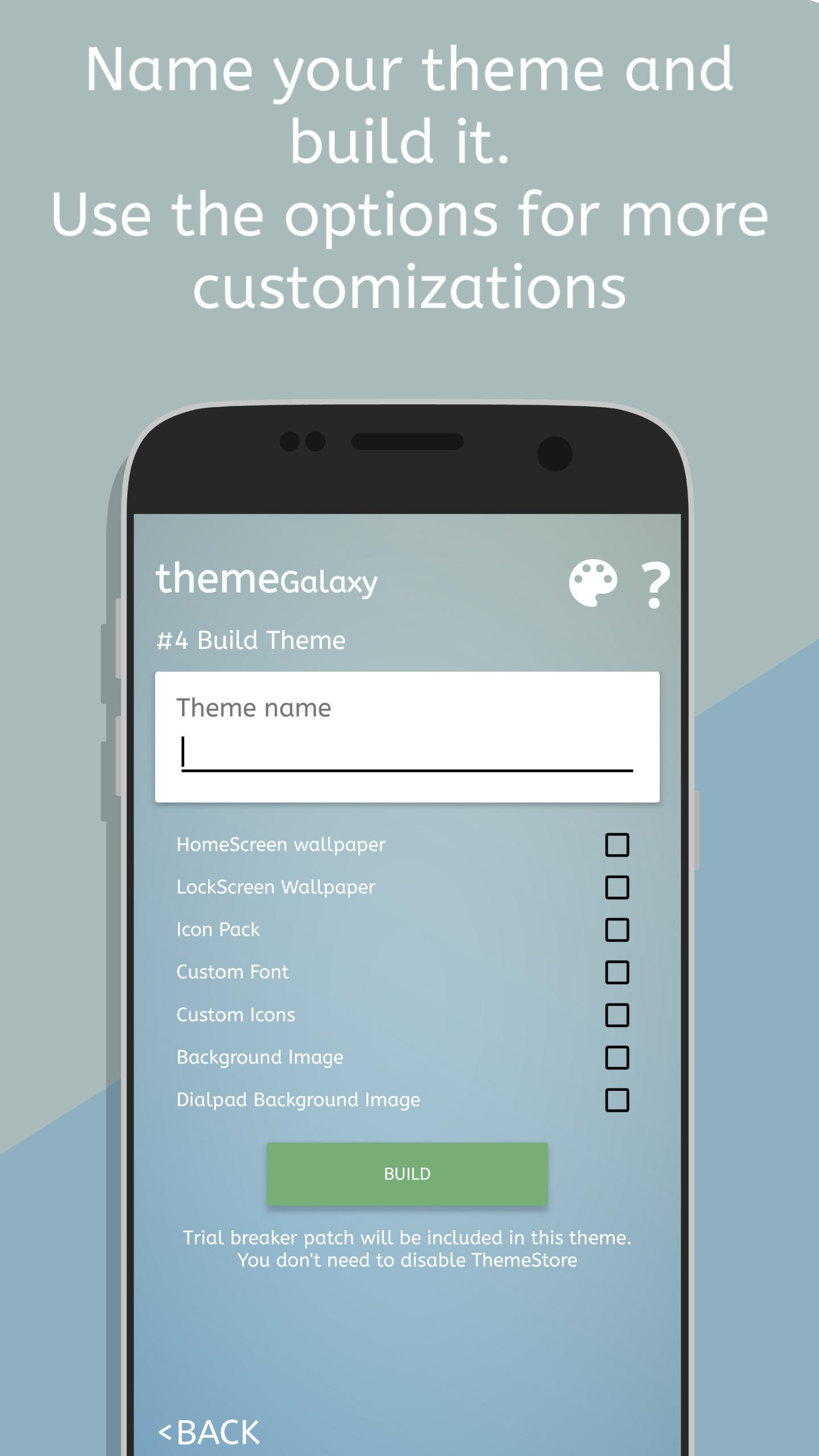 theme Galaxy - Theme Maker for Samsung Galaxy for Android - APK Download