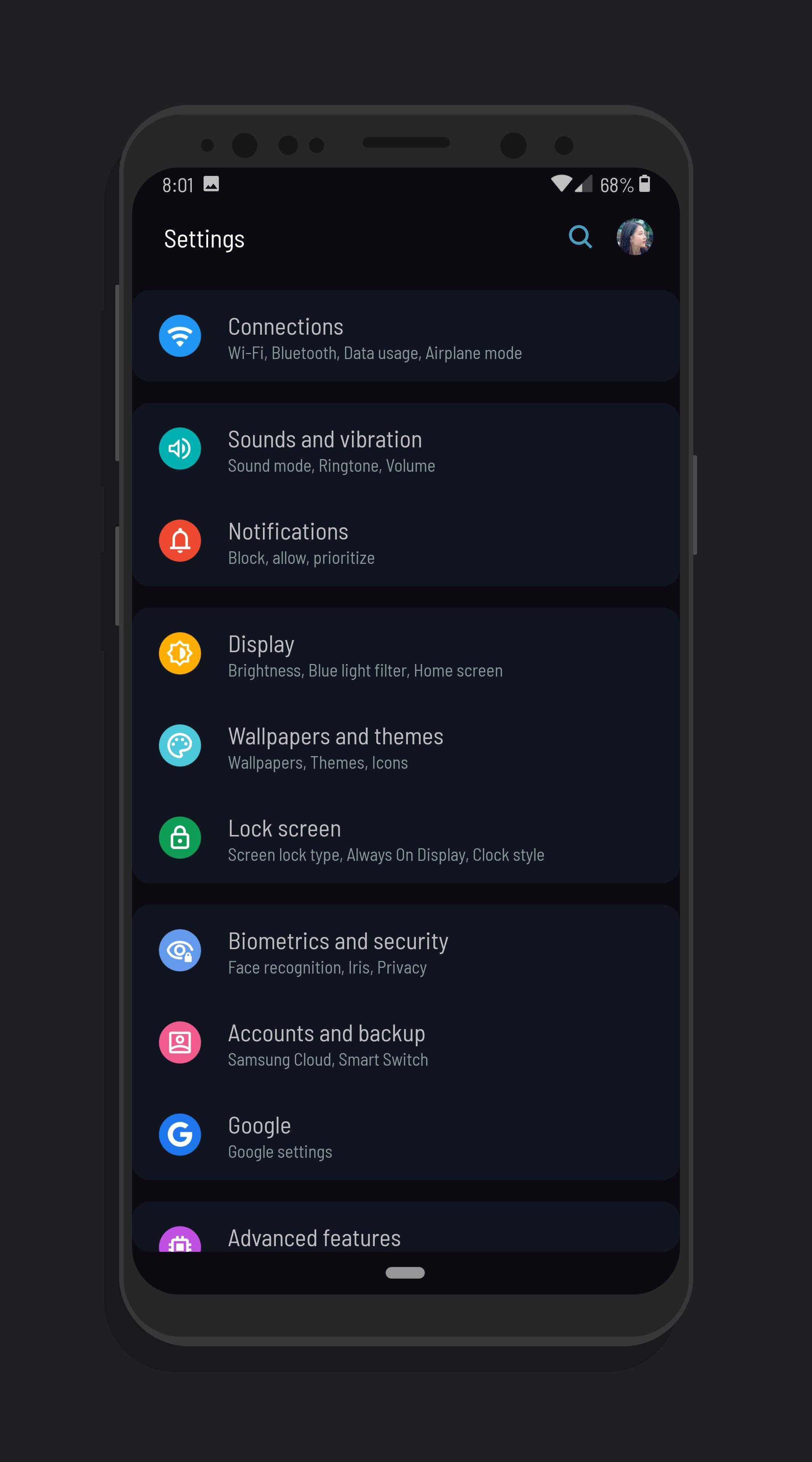Hex Plugin - AOSP Q Experience for Samsung OneUI for Android