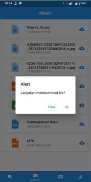 M-Learning - Mahasiswa screenshot 1