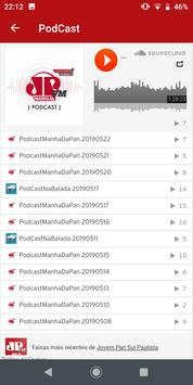 Jovem Pan FM Sul Paulista screenshot 8