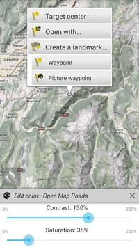 AlpineQuest Off-Road Explorer (Lite) تصوير الشاشة 3