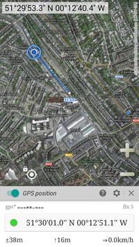 AlpineQuest Off-Road Explorer (Lite) تصوير الشاشة 5