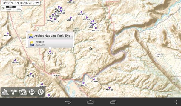AlpineQuest Off-Road Explorer (Lite) تصوير الشاشة 8