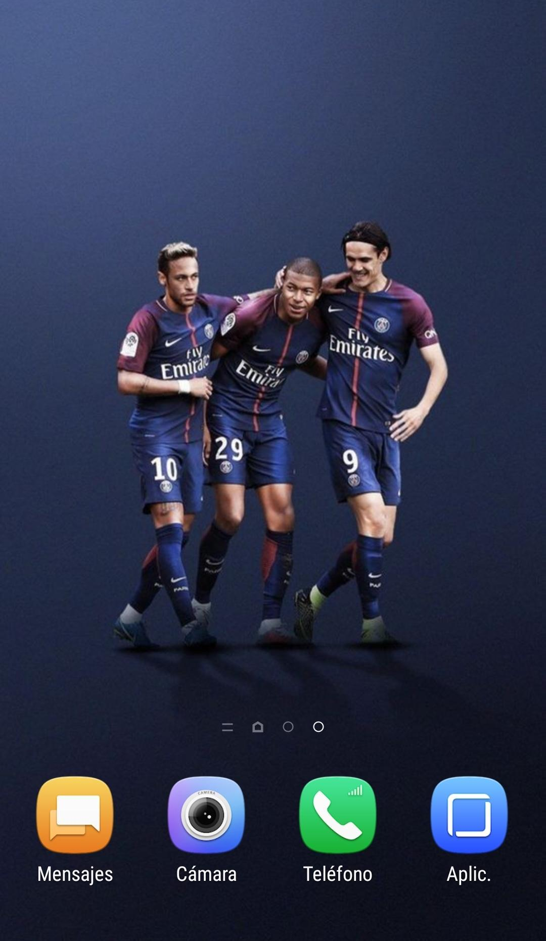 Paris Saint Germain Wallpapers Hd For Android Apk Download
