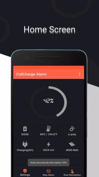 Full Charge Alarm screenshot 1