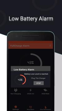 Full Charge Alarm screenshot 3
