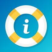 Info Praia icon