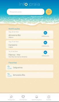 Info Praia screenshot 1