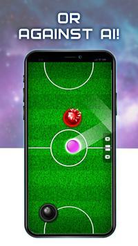 Two Player Games: Air Hockey screenshot 2