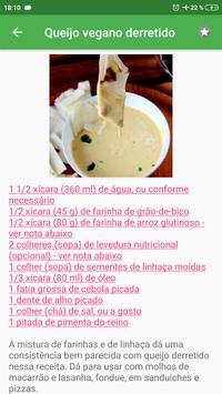 Receitas de Queijo vegano grátis em portuguesas poster